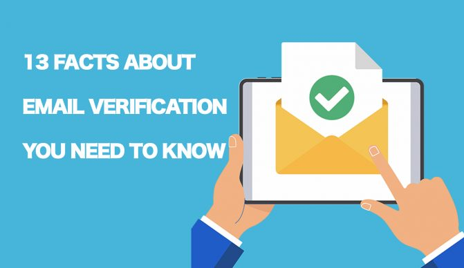 13 Mind-Blowing Facts About Email Verification You Should Know