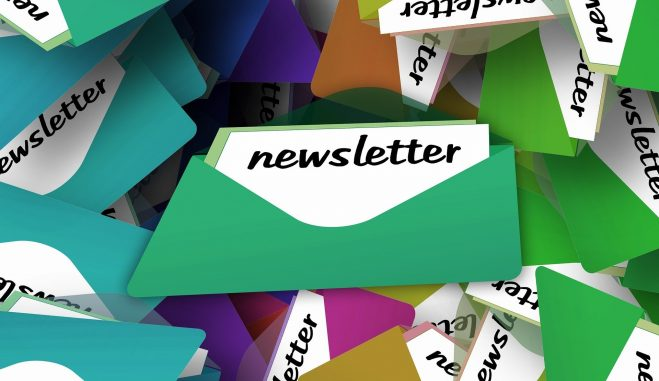 Top 7 examples of stunning Newsletter Signups